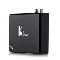 Satellite Receivers DVB S2 T2 Combo TV Receiver K1 Plus S905...