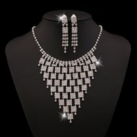 New Crystal Rhines Crystal Sets of Chains Bride Chain Sets M...
