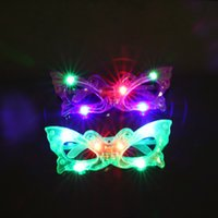 HOT LED Light Glasses Flashing Glasses Flash Glasses Sunglas...