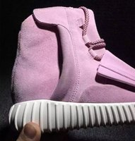 """2016 With Box, receipt Kanye West 750 Boost """" Rouge Pink&..."""