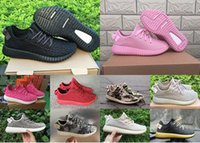 2016 Kanye West 350 Boost Shoes black Yellow Red Pink Gold r...