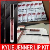 KYLIE JENNER LIP KIT Lipkit Velvetine Liquid Matte Lipstick ...