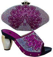Charming Italian Shoes With Matching Bags High Quality Afric...