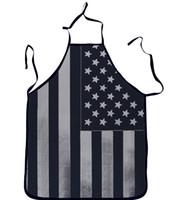 la novedad atractiva del adulto vintage cocina que cocina muscular delantal patrn de la bandera nacional de mujeres de los hombres regalos wt
