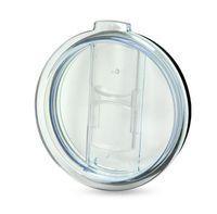 10pcs lot transparent Yeti Cups lids Splash Spill Proof Cove...
