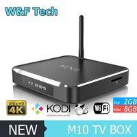 M10 Amlogic S812 TV Box KODI 16. 0 Android 4. 4 Kikat 2GB+ 8GB ...