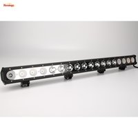 "36"" Inch 18*10W Cree 180W LED Light Bar Single Row For ..."