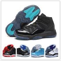 Wholesale 2016 Basketball Shoes Retro XI Bred Concord Sneake...