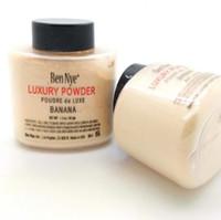 Brand NEW Ben Nye LUXURY POWDER BANANA Foundation poudre 42g...
