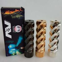 Vape Mod Complyfe Vortex Mod 510 Thread Silver and Gold 3 Co...