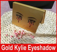 New Makeup Eyes gold Kylie Jenner KyShadow eyeshadow Pressed...
