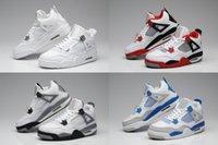 Mens Retro 4 Basketball Shoes Classical AJ4 IV Shoes Online ...