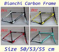 Bianchi Bike Frame UD Bicycle Frames Glossy Matte Finish Ful...
