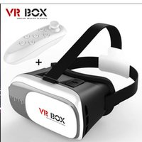 Hot Factory Supply 3D Head Mount VR Box 2. 0 Generation Virtu...
