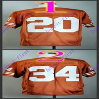 #20 earl campbell # 2016 New Hot Elite Jerseys, Customized Va...