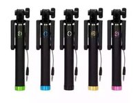 Free shipping hot selling high quality selfe stick wired sel...