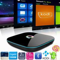 2016 Newest Q box Amlogic 905 Android Tv Box 5. 1 2G 16G 1000...