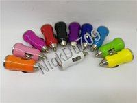 Portable Chargers Bullet Mini Car Charger Nipple Micro Car A...