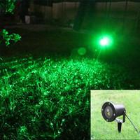 Portatif mini projecteur de lumière laser à l'extérieur LED Green Star IP65 étanche montre de lumières de Noël elfe avec télécommande Maison