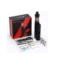Topbox Mini Clone Kit de inicio con KBOX Mini con Toptank Mini con 0.5ohm SS Clapton bobina del envío 10pcs