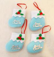 Christmas Decorations Christmas sock christmas trees Decorat...
