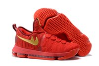 KD 9 Mens Basketball Shoes Kevin Durant 9 Low- cut Sneakers A...