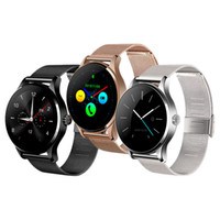 Wearable Smart Watch MTK2502C 1. 22inch IPS Round Capacitive ...