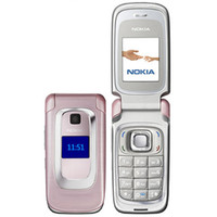 Refurbished Original Nokia 6085 Quad Band Téléphone Portable 1.8 Inch Screen 0.3MP Camera 2G GSM Unlocked Phones