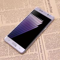 Goophone Примечание 7 1: 1 смартфон 5,7-дюймовый Android Телефоны Quad Core MTK6580 1G / 4G подделкой 4G LTE разблокирована сотовый Примечание 7 Телефоны:
