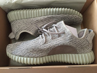 Boost350 Kanye West Running Shoes Boost Top Quality Moonrock...