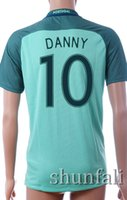2016 European Cup Portugal National Team away 10 DANNY Socce...