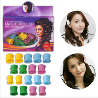 High- Speed Changing Magic Roller Perm unimaginably Hair Roll...