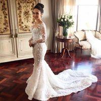 Vestido De Noiva 2016 Simple But Elegant Sexy Sweetheart App...