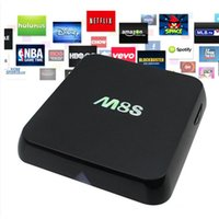 M8S Amlogic S812 Quad Core 2. 0GHZ Android 4. 4 TV Box 8G 2GB ...