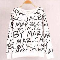 Fashion Brand Autumn Women Letters Printed Sweatshirt hoody ...