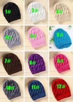 2016 Unisex Lady Womens Mens Knit Baggy Beanie Crochet Beret...