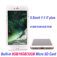 Goophone 5. 5inch 1: 1 i7 Plus Quad Core Show fake Octa Core 4...