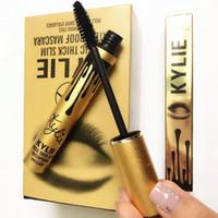 édition Leo Kylie anniversaire épais kylie mascara waterproof noir Yeux Mascara cils longs cosmétiques Maquillage Noir Lash DHL Livraison gratuite MR224