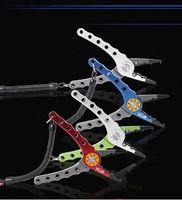 Многофункциональные плоскогубцы для резки Рыболовные клещи Обжимные клещи с пружинной линией Линия для рыбалки Ножницы Кусачки для рыхления рыболовные снасти