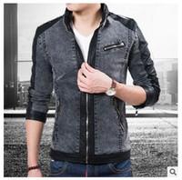 2016 Spring Men Jacket Wholesale Denim Suprem Jacket For Men...