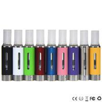 MT3 Atomizer E cigarette 2. 4ML rebuildable bottom coil Clear...