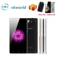 Free Case Nano Flim VkWORLD VK700X 3G Smart Phone 5. 0Inch HD...