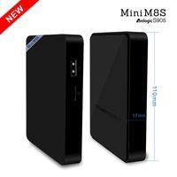 Mini M8S Android TV Box Amlogic S905 Quad Core Android 5. 1 O...
