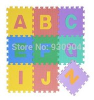 mat iphone 26 letters pack top quality baby eva play puzzle mats crawling mat child foam puzzle mats protection mat