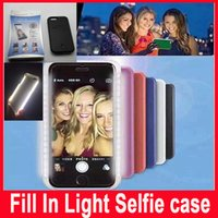 fill in light phone selfie case for iphone6 6s 6plus 4. 7&#03...