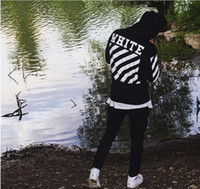 Off White Hoodies Men Women High Quality Kanye West Abloh Vi...
