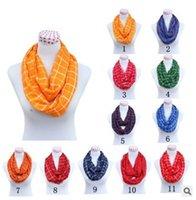 Fashion Infinity Scarf Neckerchief Scarves Women' s Pash...