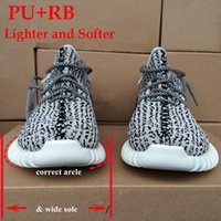 Best running 350 boost shoes PU+ RB Shoes Boost Classic Shoes...