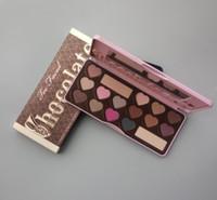 BON BONS Chocolate Bar палитра теней для век 16 цветов Eyeshadow Love Heart как рвутся руководство DHL освобождает перевозку груза