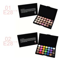 28 Colors Makeup Eyeshadow Palette New Professional Eye Shad...